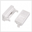 Adapter 22.5x45 do modułów RJ45 keystone
